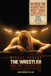 The Wrestler (2008) cover