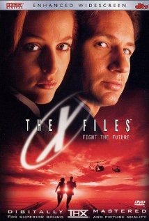 The X Files (1998) cover