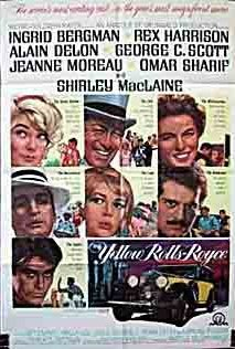 The Yellow Rolls-Royce (1964) cover