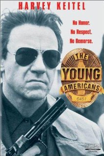 The Young Americans (1993) cover