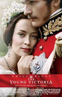 The Young Victoria (2009) cover