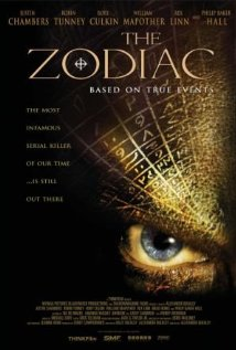 The Zodiac 2005 poster