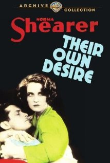 Their Own Desire (1929) cover