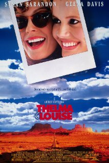 Thelma & Louise 1991 poster