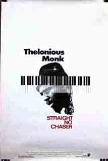 Thelonious Monk: Straight, No Chaser (1988) cover