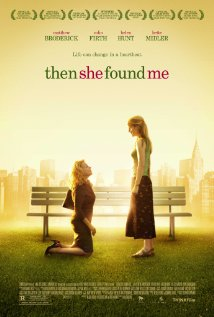 Then She Found Me (2007) cover