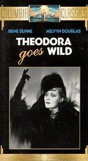 Theodora Goes Wild (1936) cover