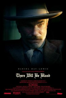 There Will Be Blood 2007 poster