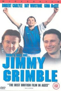 There's Only One Jimmy Grimble (2000) cover