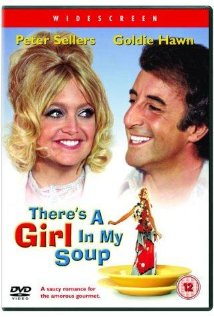 There's a Girl in My Soup 1970 poster