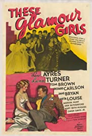 These Glamour Girls (1939) cover