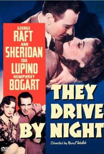 They Drive by Night (1940) cover