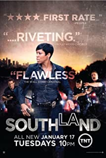 Southland (2009) cover