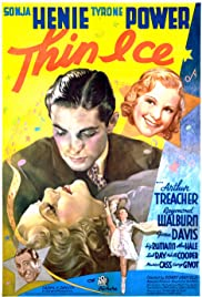 Thin Ice 1937 poster