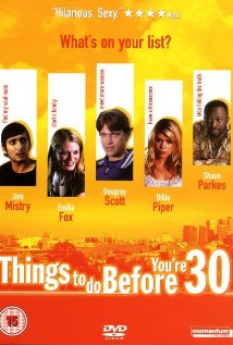 Things to Do Before You're 30 (2005) cover