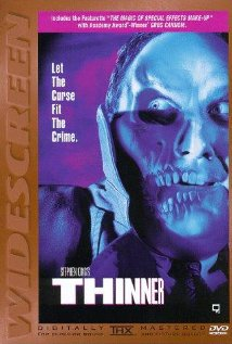 Thinner 1996 poster