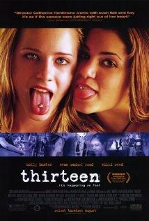 Thirteen (2003) cover