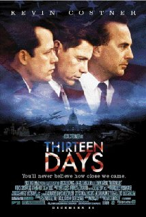 Thirteen Days (2000) cover