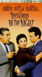 This Could Be the Night (1957) cover