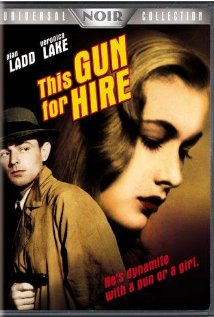 This Gun for Hire 1942 poster