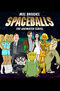 Spaceballs: The Animated Series 2008 poster