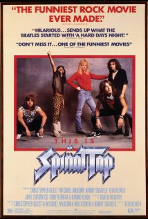 This Is Spinal Tap 1984 poster