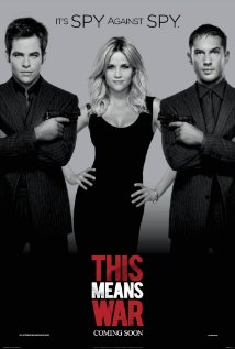 This Means War 2012 poster