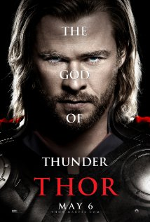 Thor 2011 poster