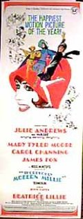 Thoroughly Modern Millie (1967) cover