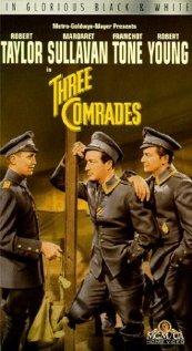 Three Comrades (1938) cover