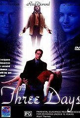 Three Days 2001 poster