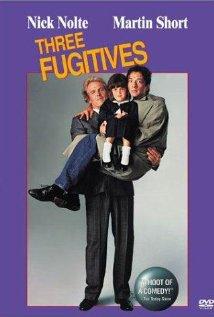Three Fugitives (1989) cover