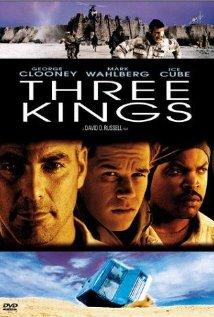 Three Kings 1999 poster