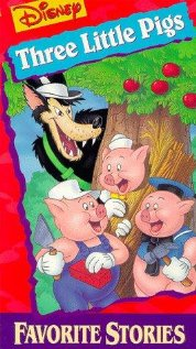 Three Little Pigs (1933) cover