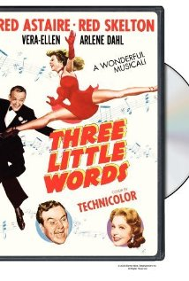 Three Little Words 1950 poster