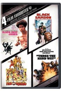 Three the Hard Way (1974) cover