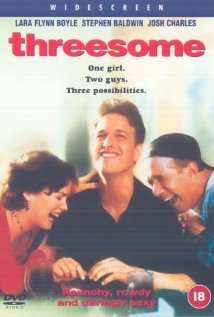 Threesome 1994 poster
