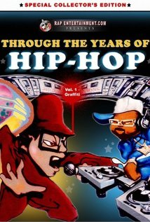 Through the Years of Hip Hop, Vol. 1: Graffiti 2002 poster