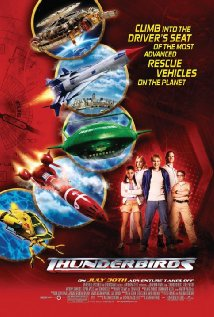 Thunderbirds 2004 poster