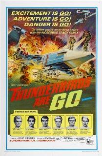 Thunderbirds Are GO (1966) cover