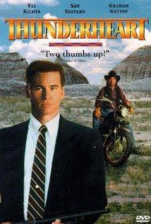 Thunderheart (1992) cover