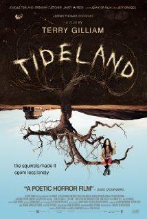 Tideland (2005) cover