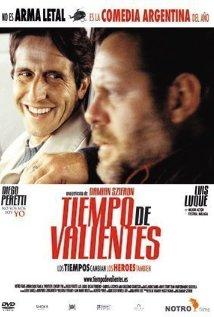 Tiempo de valientes (2005) cover