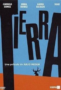 Tierra (1996) cover