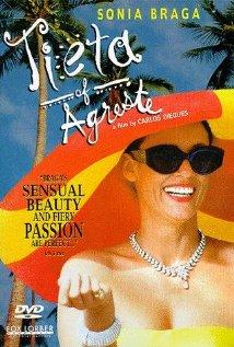 Tieta do Agreste (1996) cover