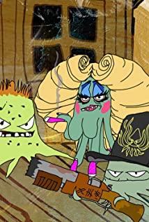 Squidbillies (2005) cover