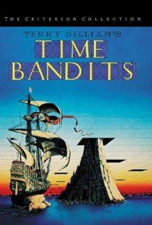 Time Bandits (1981) cover