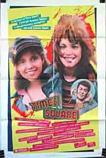 Times Square (1980) cover