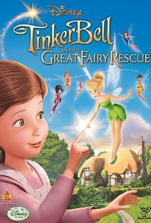 Tinker Bell and the Great Fairy Rescue 2010 poster