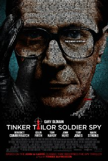 Tinker Tailor Soldier Spy (2011) cover